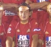 Alberto Esquivel, Futbolista Mexicano: